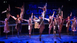 Disney's Newsies at Chanhassen Dinner Theatre ©2018 RICHRYAN