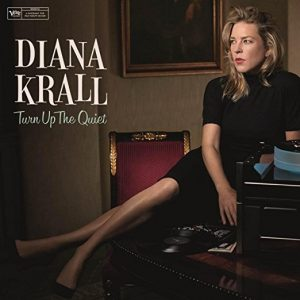 Diana Krall Album Cover
