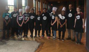 Junior Iron Chef Student Chefs