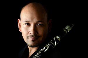 Clarinetist Evan Christopher