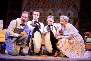 Mr. Popper's Penguins, credit Dan Norman