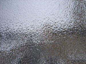 Ice Covered Window