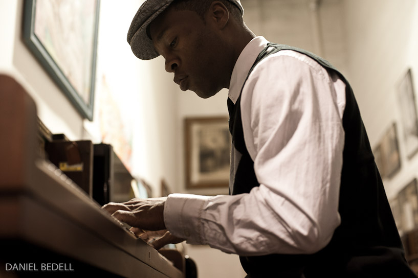 Pianist Richard Johnson credit Daniel Bedell